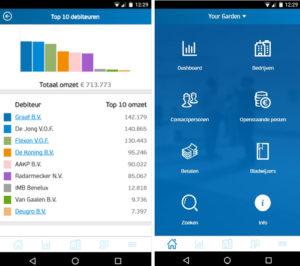 De AccountView Contact App