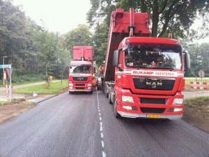 Transpas Enterprise met Nijkamp Transport