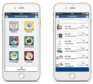 BrancheView App Builder
